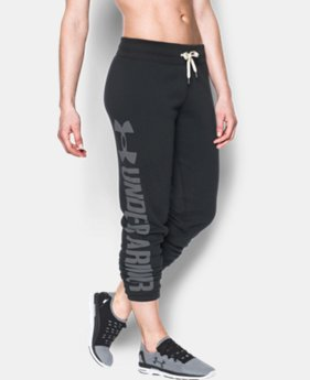 Women's UA Favorite Fleece Pant LIMITED TIME: 15% OFF 1 Color $48.99 to $64.99