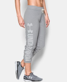 Women's UA Favorite Fleece Pants LIMITED TIME OFFER 1 Color $39.99