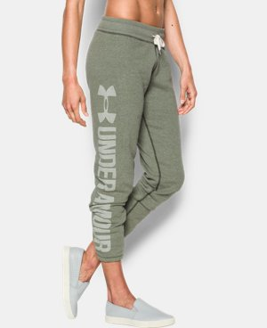Women's UA Favorite Fleece Pant LIMITED TIME OFFER + FREE U.S. SHIPPING 6 Colors $41.24