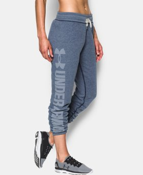 Women's UA Favorite Fleece Pants  1 Color $41.24