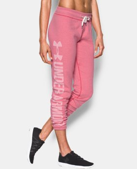 New Arrival Women's UA Favorite Fleece Pant  1 Color $54.99