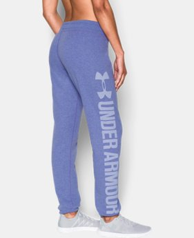 Women's UA Favorite Fleece Pant  3 Colors $64.99
