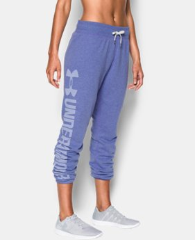 Women's UA Favorite Fleece Pants LIMITED TIME OFFER 2 Colors $47.26