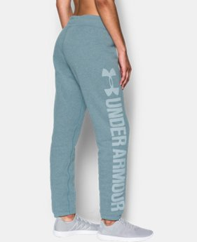 Women's UA Favorite Fleece Pant LIMITED TIME: 15% OFF 2 Colors $48.99 to $64.99