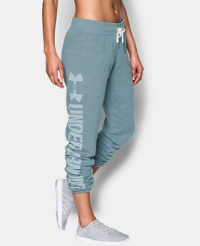 Women's UA Favorite Fleece Pants LIMITED TIME OFFER 1 Color $47.26
