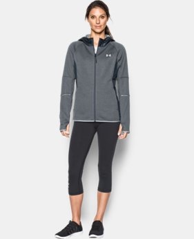 Women's UA Storm Swacket Full Zip  1  Color Available $119.99