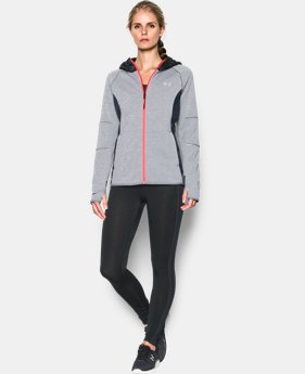 Best Seller Women's UA Storm Swacket Full Zip  5 Colors $119.99