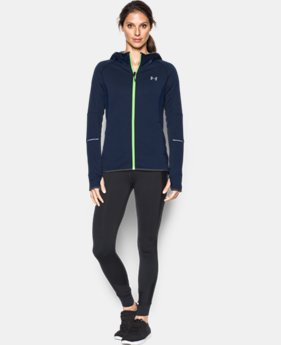 Women's UA Storm Swacket Full Zip  1 Color $49.49 to $67.49