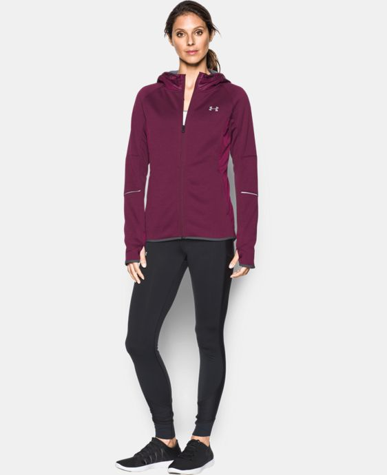 Best Seller Women's UA Storm Swacket Full Zip LIMITED TIME: FREE U.S. SHIPPING 1 Color $119.99