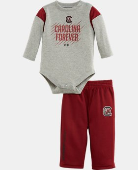 Boys' Newborn South Carolina Forever Bodysuit Pant Set
