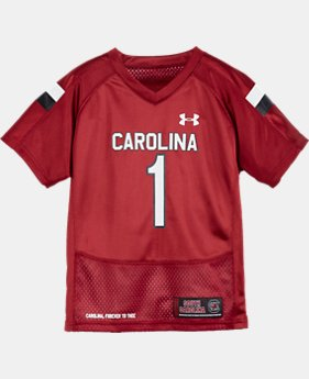 Boys' Pre-School South Carolina Replica Jersey  1 Color $31.99