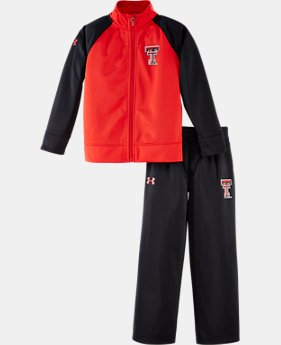 Boys' Infant Texas Tech Track Set