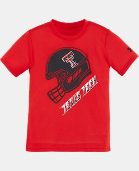 Boys' Pre-School Texas Tech Helmet T-Shirt