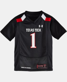 Boys' Toddler Texas Tech Replica Jersey