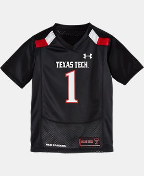 Boys' Pre-School Texas Tech Replica Jersey