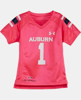 Girls' Pre-School Auburn Replica Jersey