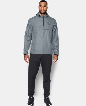 New Arrival  Men's UA Sportstyle Anorak LIMITED TIME: FREE SHIPPING  $79.99