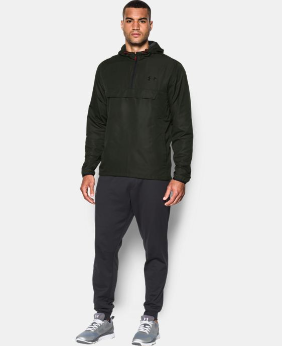 Men's UA Sportstyle Anorak LIMITED TIME: FREE SHIPPING 1 Color $79.99