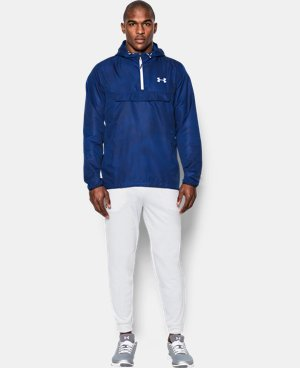 Men's UA Sportstyle Anorak LIMITED TIME: FREE U.S. SHIPPING 1 Color $52.99