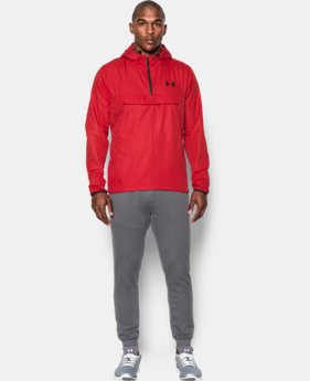New Arrival  Men's UA Sportstyle Anorak LIMITED TIME: FREE SHIPPING 1 Color $79.99