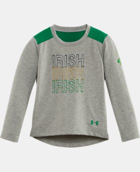 Girls' Pre-School Notre Dame Long Sleeve  1 Color $22.99