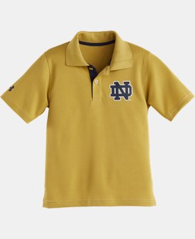 Boys' Pre-School Notre Dame Polo  1 Color $22.99