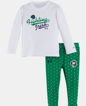 Girls' Infant Notre Dame Fighting Irish Pant Set