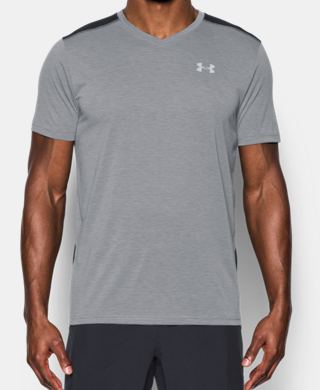 Men's UA Threadborne Streaker V-Neck