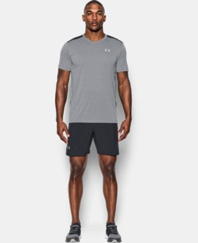 Men's UA Threadborne Streaker V-Neck  2 Colors $20.99 to $22.99