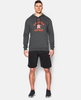 Men's Houston Astros UA Rival Fleece Hoodie