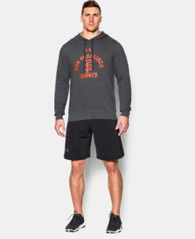 Men's San Francisco Giants UA Rival Fleece Hoodie
