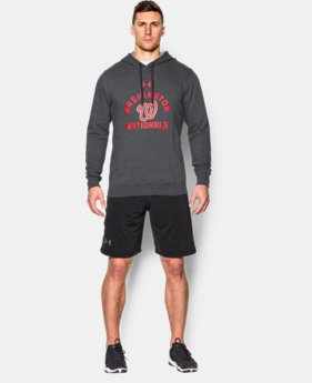 Men's Washington Nationals UA Rival Fleece Hoodie
