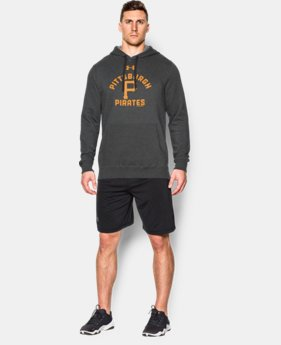 Men's Pittsburgh Pirates UA Rival Fleece Hoodie