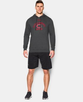 Men's Cincinnati Reds UA Rival Fleece Hoodie