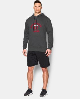 Men's Minnesota Twins UA Rival Fleece Hoodie