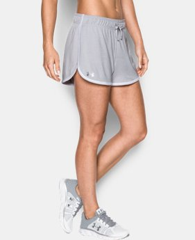 Women's UA Tech™ Short - Twist  1 Color $24.99