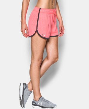 Women's UA Tech™ Short - Twist LIMITED TIME OFFER + FREE U.S. SHIPPING 1 Color $18.74