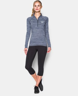 Women's UA Tech™ Milwaukee Brewers 1/2 Zip LIMITED TIME: FREE U.S. SHIPPING 1 Color $59.99