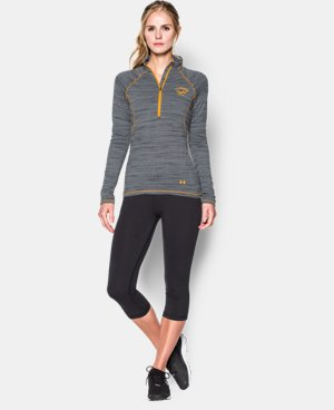 New Arrival Women's UA Tech™ Pittsburgh Pirates 1/2 Zip LIMITED TIME: FREE U.S. SHIPPING 1 Color $59.99