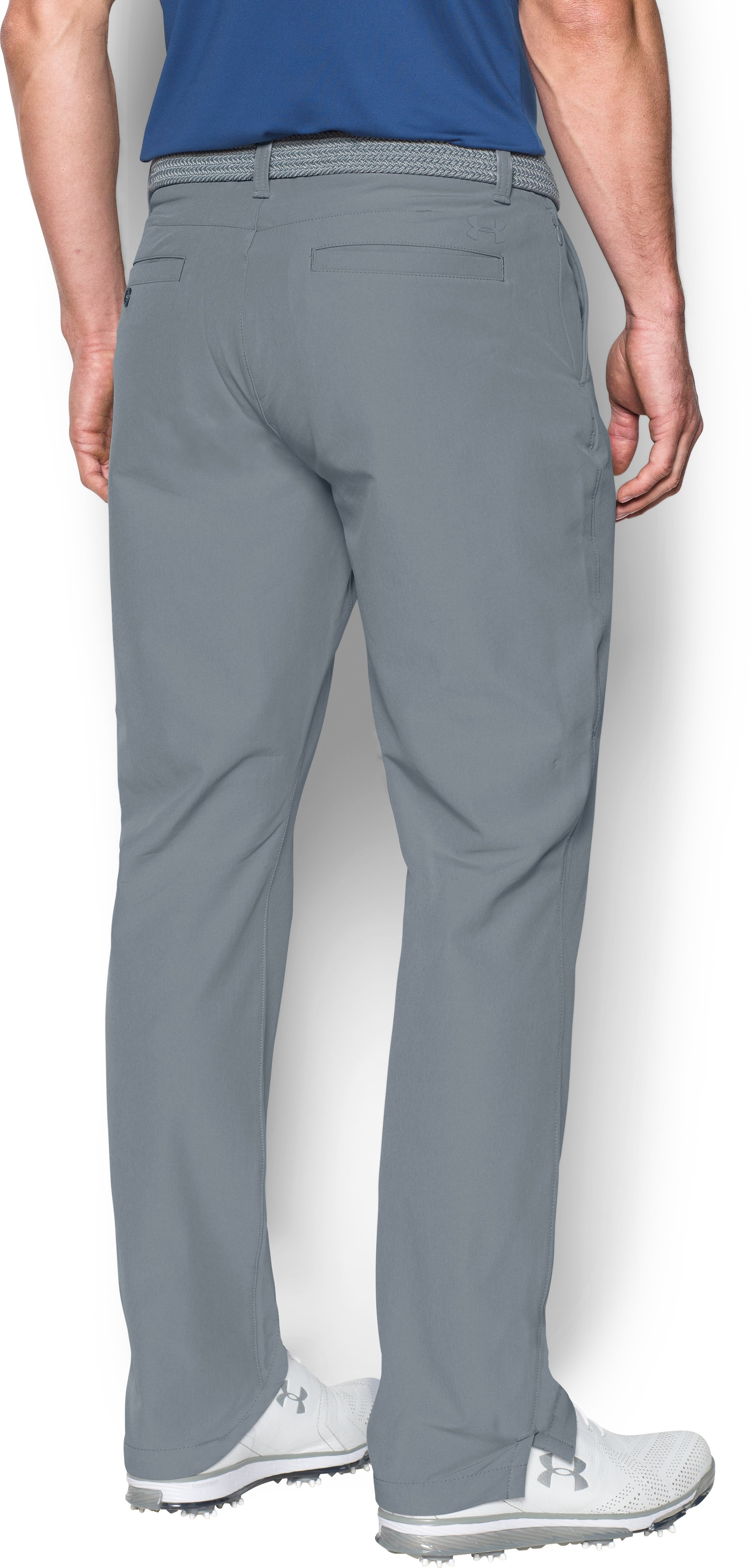 Men's ColdGear® Infrared Match Play Pants — Tapered Leg, Steel,