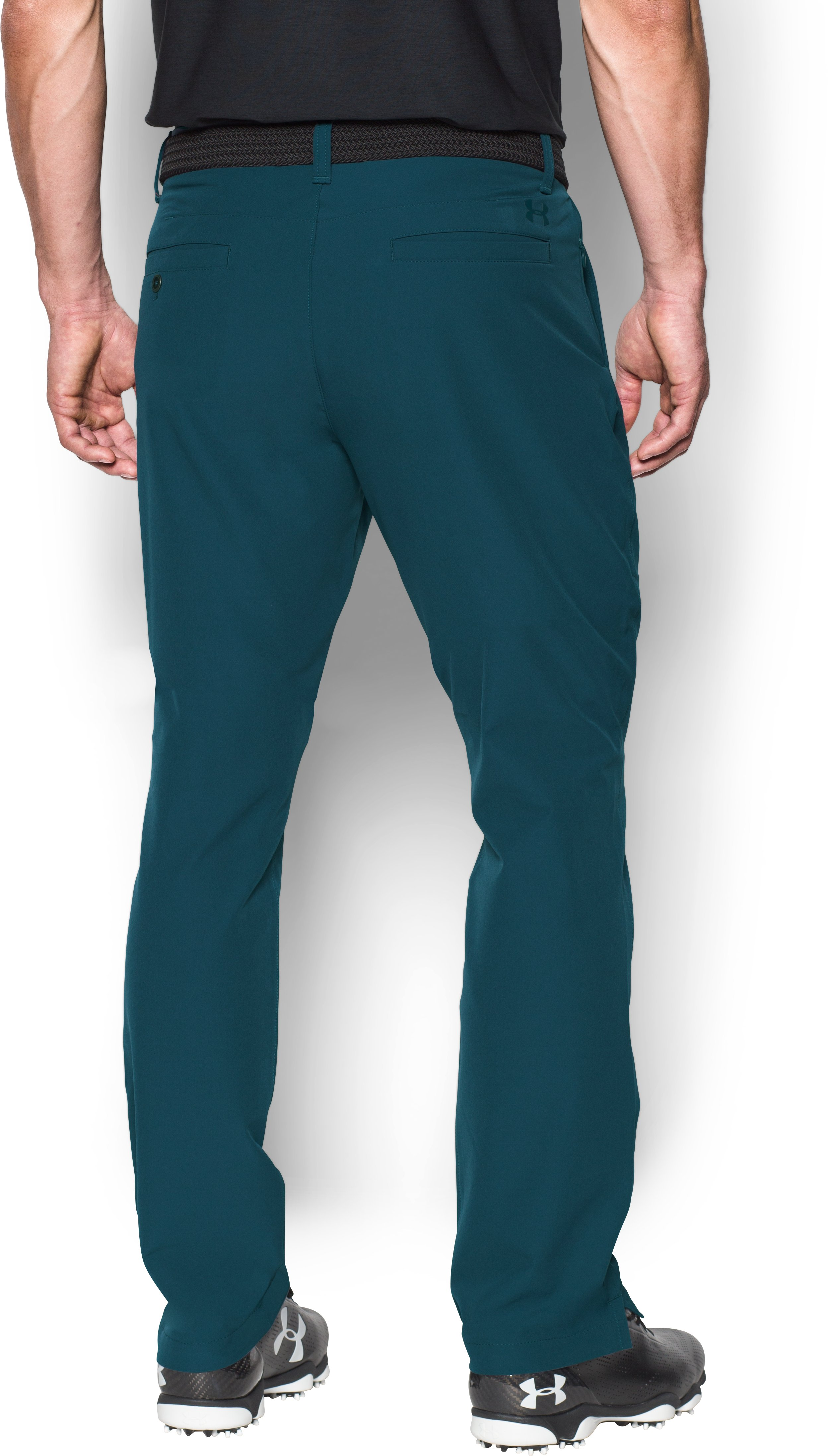 Men's ColdGear® Infrared Match Play Pants – Tapered Leg, NOVA TEAL