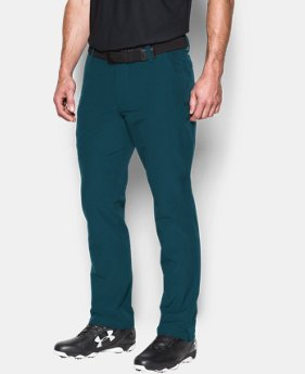 Best Seller Men's ColdGear® Infrared Match Play Pants – Tapered Leg  1 Color $89.99