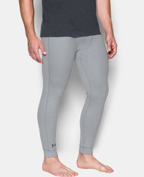 Men's UA Waffle Leggings  1 Color $16.87