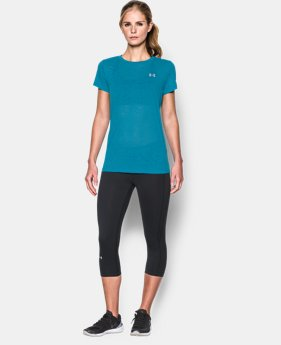 Women's UA Tech™ Slub T-Shirt