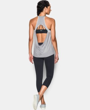 New Arrival  Women's UA Wishbone Tank LIMITED TIME: FREE SHIPPING 4 Colors $44.99 to $59.99