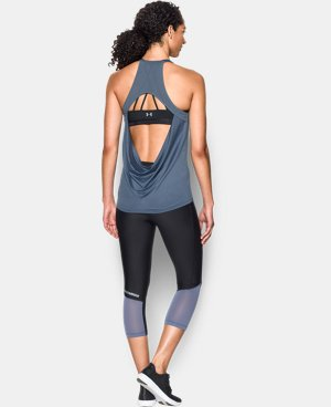 Best Seller Women's UA Wishbone Tank LIMITED TIME: FREE U.S. SHIPPING  $49.99