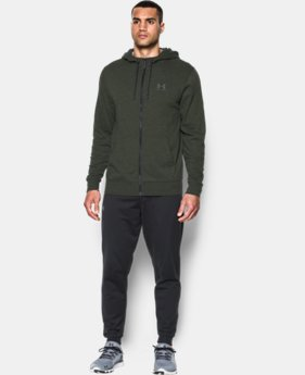 Men's UA Sportstyle Fleece Zip Hoodie  1 Color $64.99