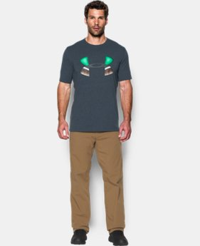 New Arrival Men's UA Mallard Logo T-Shirt  1 Color $24.99