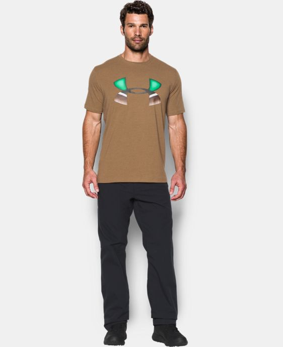 Men's UA Mallard Logo T-Shirt  1 Color $24.99