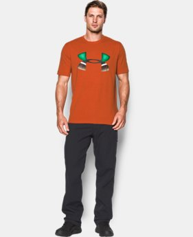 New Arrival  Men's UA Mallard Logo T-Shirt LIMITED TIME: FREE SHIPPING 1 Color $29.99